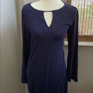 Tart knit maxi dress